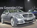Mercedes-Benz C: Fotografie z Detroitu