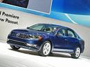 VW Passat NMS: Zcela nový, americký (nové foto)