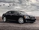 Chrysler 300: Nové fotografie a technická data