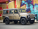 Land Rover Defender X-Tech Limited Edition: Premiéra v Bruselu