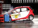 Mitsubishi i-MiEV: Crash-test elektromobilu (video)