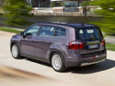 Chevrolet Orlando: Nejlevnější sedmimístné MPV, ceny od 362.900,- Kč
