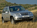 Chevrolet Niva: 350 tisíc kusů za 8 let