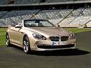 BMW 6 Cabrio – Mnichovské 2+2 s nebem nad hlavou