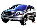 Honda chystá velké SUV