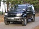 UAZ Patriot: ruská odpověď na vlnu SUV