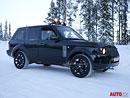 Spy Photos: Range Rover – Generace 2013, v hlavní roli hliník