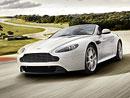 Aston Martin V8 Vantage S: Ostřejší osmiválec