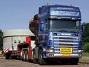Scania představuje vozidla pro těžké náklady