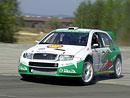 Fabia WRC prošla úspěšně homologací