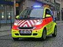 Smart ed pro pražskou zdravotnickou záchrannou službu