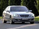 Mercedes-Benz S - první informace o faceliftu