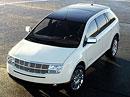 Lincoln MkX: začátek nové éry