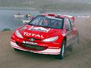 Gronholm vyhrál dramatickou rally Argentina