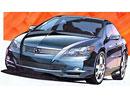 Nová Acura RL: revoluce v pohonu všech kol?