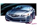 Acura uvede nový sedan v Detroitu