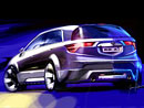 Nová Acura MDX se předvede v New Yorku