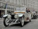 Rolls-Royce v Londýně slavil 100 let