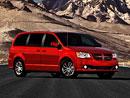 Dodge Journey R/T a Grand Caravan R/T: Rodinní sportovci