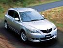 Mazda3 v ČR od 1.11. za cenu od 419.900,-Kč