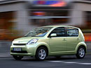 Nové Daihatsu Sirion: nový druh