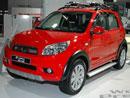 Daihatsu D-Compact 4x4: terén nebo městská džungle?