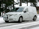 Spy photos: Dacia Logan Kombi
