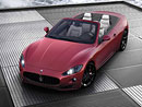 Maserati GranCabrio Sport: Silnější rudé kabrio