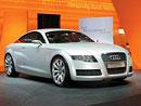 Audi Nuvolari – šestisetkoňové luxusní kupé