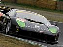 První okruhové vítězství pro Lamborghini Murciélago