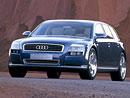 Modelová ofenzíva u Audi