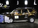 Euro NCAP 2011:  Dacia Duster – Tři hvězdy