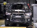 Euro NCAP 2011:  Mitsubishi ASX – Pět hvězd