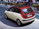 Lancia Ypsilon Bi-colore: Dvoubarevný styl