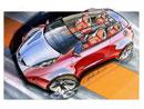 Mitsubishi zveřejnilo kresby nových studií