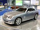 Chrysler přivezl krásný Crossfire