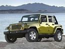 Jeep Wrangler Unlimited: čtyři dveře pro legendu