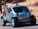 Jeep Treo - baby Jeep budoucnosti