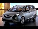 Video: Opel Zafira Tourer Concept – Obývací pokoj