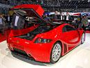 GTA Motor v Ženevě: Španělské Spano
