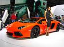 Lamborghini v Ženevě: Scéna patří Aventadoru