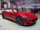 Maserati v Ženevě: Cabrio+Sport