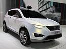SEAT v Ženevě: Koncept SUV IBx a Alhambra 4x4