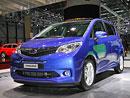 Subaru v Ženevě: Trezia a studie nové Imprezy