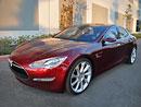 Tesla Model S: Elektrosedan v USA za ekvivalent 880.000,-Kč