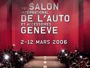 Autosalon Ženeva 2006 - Speciální příloha Auto.cz