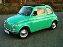 Legendy na Moje.auto.cz: Fiat 500