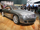 Bentley ve Frankfurtu 2007