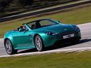 Aston Martin V8 Vantage S: Nové fotografie