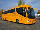 Student Agency kupuje 20 nových autobusů za 200 milionů Kč